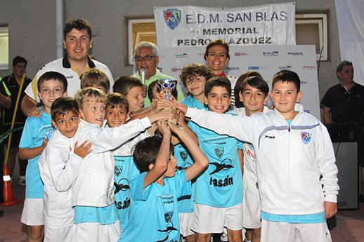 EDM San Blas - Escuela Deportiva Municipal 2bbde4abfd463