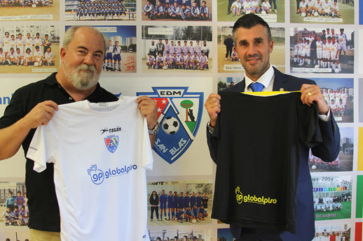 La EDM San Blas presenta las nuevas camisetas 2018-2019 d90d7e76227aa